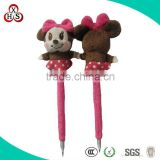 Felt Fabric Customed Soft cheap price plush stuffed animal pen for sale