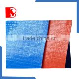 china PE tarpaulin factory, quality blue orange pe waterproof tarpaulin mesh fabric canvas tarpaulin