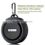 Waterproof Wireless Bluetooth Speakers C6 Portable Stereo Sound Box