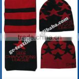 hat and scarf for Japan children