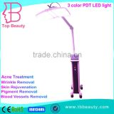 Led Facial Light Therapy Machine Professional PDT Bio Led Wrinkle Removal Light Skin Care Beauty Machine