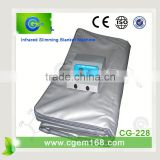 CG-228 couverture chauffante portable infrared sauna blanket slimming infrared blanket professional beauty equipment