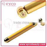 T Shape Vibration Massage Roller Face Slimming 24k energy beauty bar korea cosmetic wholesale trading export import oem