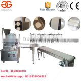 Automatic Duck Wrapper Machine/Spring Roll Sheets Machine/Samosa Pastry Machine