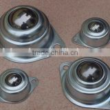 "Ball transfer unit bearing1"" Dia Ball Metal Conveyor Roller Transfer Bearing Unit"