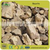 High alumina calcined raw bauxite price in bulk
