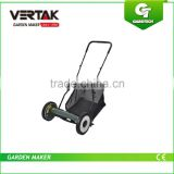 Wholesale mini hand push reel portable manual lawn mower