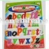 Magnetic Letter and Numbers set