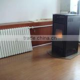 Hot sell pellet stove with boiler on sale