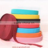 Custom elastic waistband underwear, Elastic braid tape, Jacuqard elastic tape for underwear