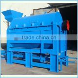 fiber extractor machine made in China to process coconut husks and oil palm empty fruit bunches