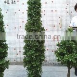 2016 Different Stlyes environmental topiary frame green plastic garden decoration at best price in china