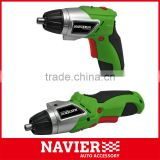3.6v Li-ion cordless screwdriver electric screwdriver rechargeable screwdriver with torque setting