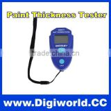 EM2271 Digital LCD Coating Thickness Gauge Paint Thickness Meter DIY Instrument 0-80mil 0.1MM Car Painting Thickness Tester