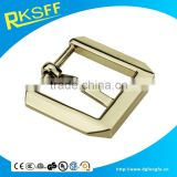 factory wholesale ultralight dquare popular belt buckle for cloth accessory