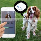 2016 high quality Smart Mini Bluetooth Child Pet Key Wallet GPS Finder Alarm Locator Tracker Worldwide Store