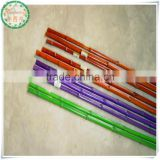 colorful bamboo sticks for plant 8-15mm