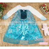 2015 latest girls fashion dresses children party dress baby clothes 2015