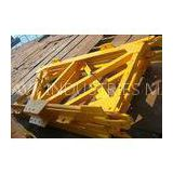 F0/23C Safe Tower Crane Standard Section / Tower Hoisting Crane Standard Section