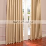 New model fold designs curtain with low price