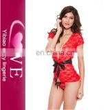 Lace Chemise Sexy Babydoll Girls Nude Red Valentines Lingerie Sets