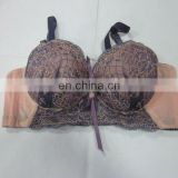 Alibaba 2015 Elegant sexy fashion bra set