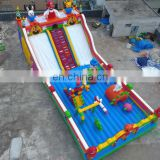 super mario import from china inflatable park amusement park decoration games