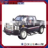 Custom made 1:8 kids rc model pickup truck car with music