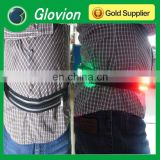 NEW led waist belt led light belt pocket led sports waistband