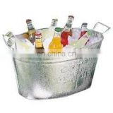 Galvanised Iron Ice Bucket
