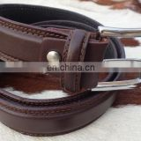 Top Quality Genuine Leather Dressing Belt 2017
