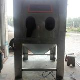 Wet sandblasting machine, Environmental protection without dust