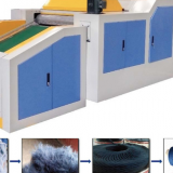 yarn/fabric/jean/polyester/cotton waste recycling machine