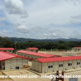 WEN STEEL-prefabricated buildings,modular houses, prefab dormitories, prefab labour camp, porta cabin, modular homes