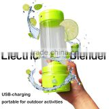 Portable USB rechargeable electric mini juice blender                                                                         Quality Choice