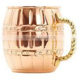 Food Safe Metal Mugs Manufacturer Moscow mule copper mug/Moscow mule copper Mugs /solid copper mug
