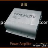 I'm very interested in the message '818 Car audio Amplifier' on the China Supplier