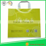 Hand Length Handle Sealing & Handle Apparel Industrial Use clothing bag coloured frosted