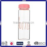 good quality cheap price good quality customized OEM design glass bottle water private label
