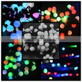 50 RGB Waterproof LED Color Changing Fairy Light for Garden,Homes, Lawn, Party, Christmas and other occasions
