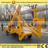 Towable boom lift for sale trailer mounted boom lift cherry picker for sale