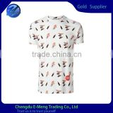 Wholesale Cheap Price Men Stylish T-shirt Made in China                                                                         Quality Choice