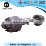 Special Vehicle Automobile American Axle brand new trailer truck/outboard American axle Articulated trailer towing unit