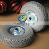 pu solid wheel, pu foam wheel, solid rubber wheel, 260x85 wheel, hand trolley wheel, 10 inch rubber wheel, 3.00-4 wheel