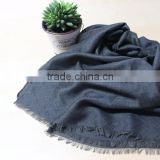 fashion scarf voile pure color long scarf scarf factory cashmere scarf stole shawl scarf