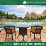 Resin Wicker Patio Garden Bistro Sets for Outdoor Living