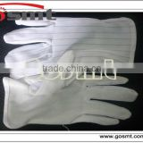 Fabric Dotted ESD Gloves