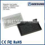 78 Keys/84 Keys/101 Keys Keyboard-MSR Function Keyboard for Pos Machine