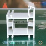 white pvc window profile -Huazhijie