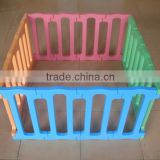 baby safety plastic playpen